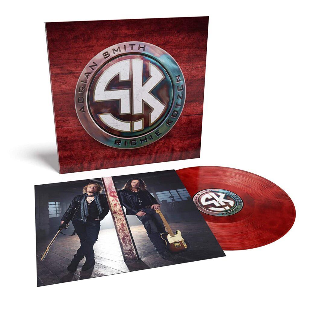 """La presentación en vinilo del disco """"Taking My Chances"""" de """"Smith/Kotzen"""""""