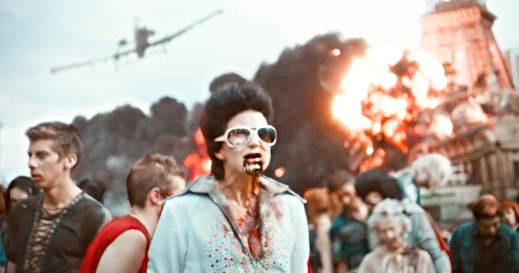 ejercito de los muertos netflix le apuesta a los zombies inteligentes army of the dead cinematographer digital zack snyder