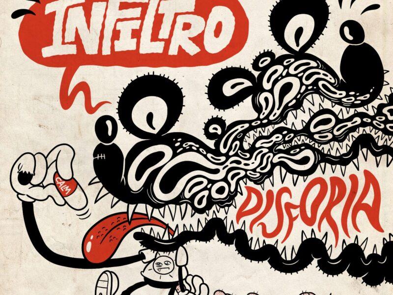 infiltro estrena su album disforia infiltro 5
