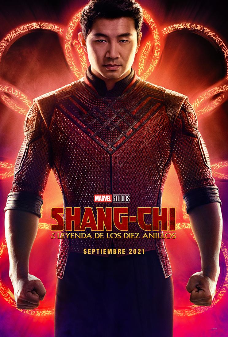 marvel presenta su primera pelicula de artes marciales shang chi y la leyenda de los diez anillos shang chi y la leyenda de los diez anillos