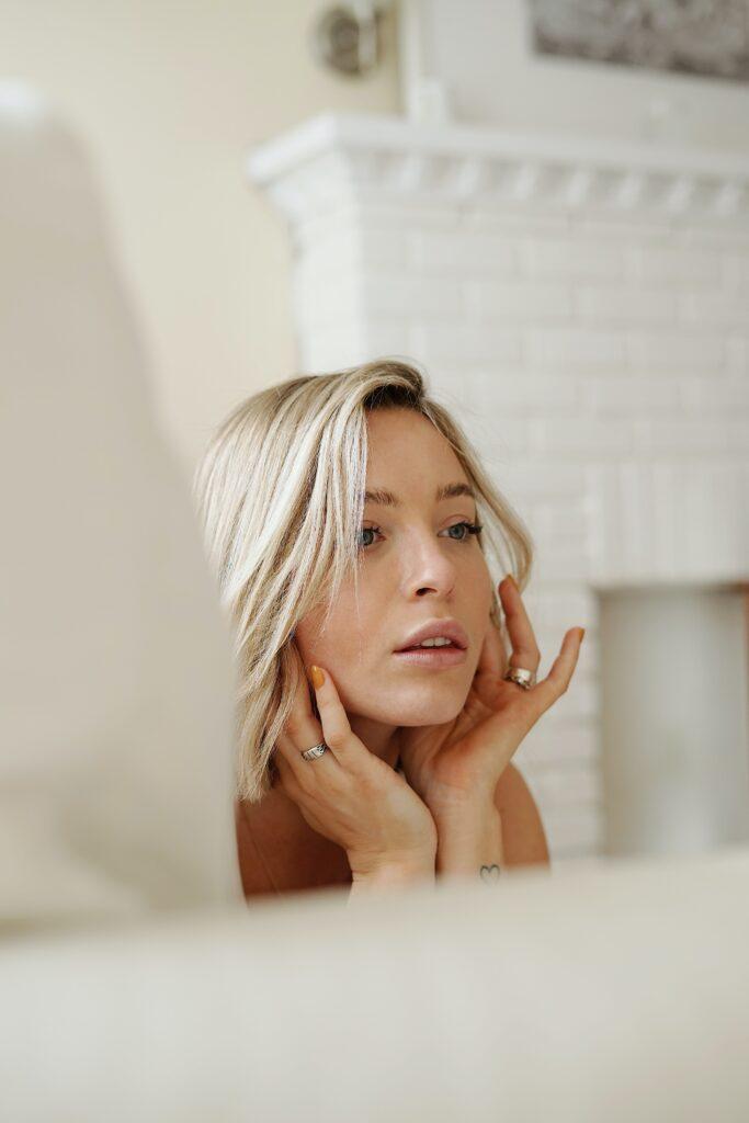 3 trucos de estilistas para realzar tu belleza natural all thinsg hair analiza que tipo de rostro tienes