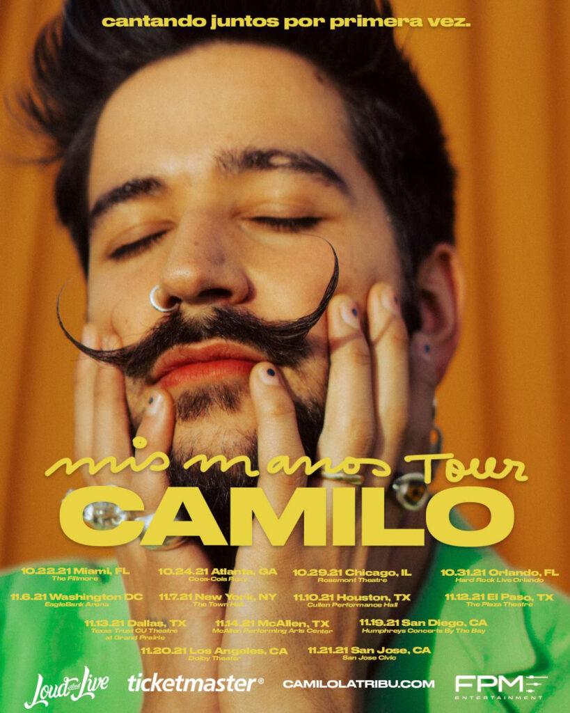 camilo anuncia su gira por estados unidos mis manos tour unnamed 16