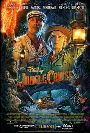 dwayne johnson y emily blunt protagonizaran jungle cruise la nueva aventura de disney image003 1