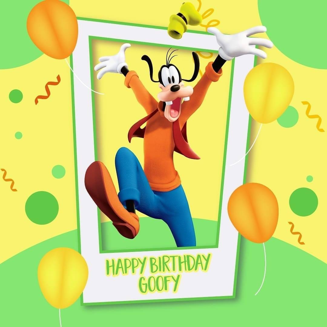 goofy cumplio 89 anos conoce 10 curiosidades de este personaje iconico de disney 100059245 159319518928338 7200597347024240640 n