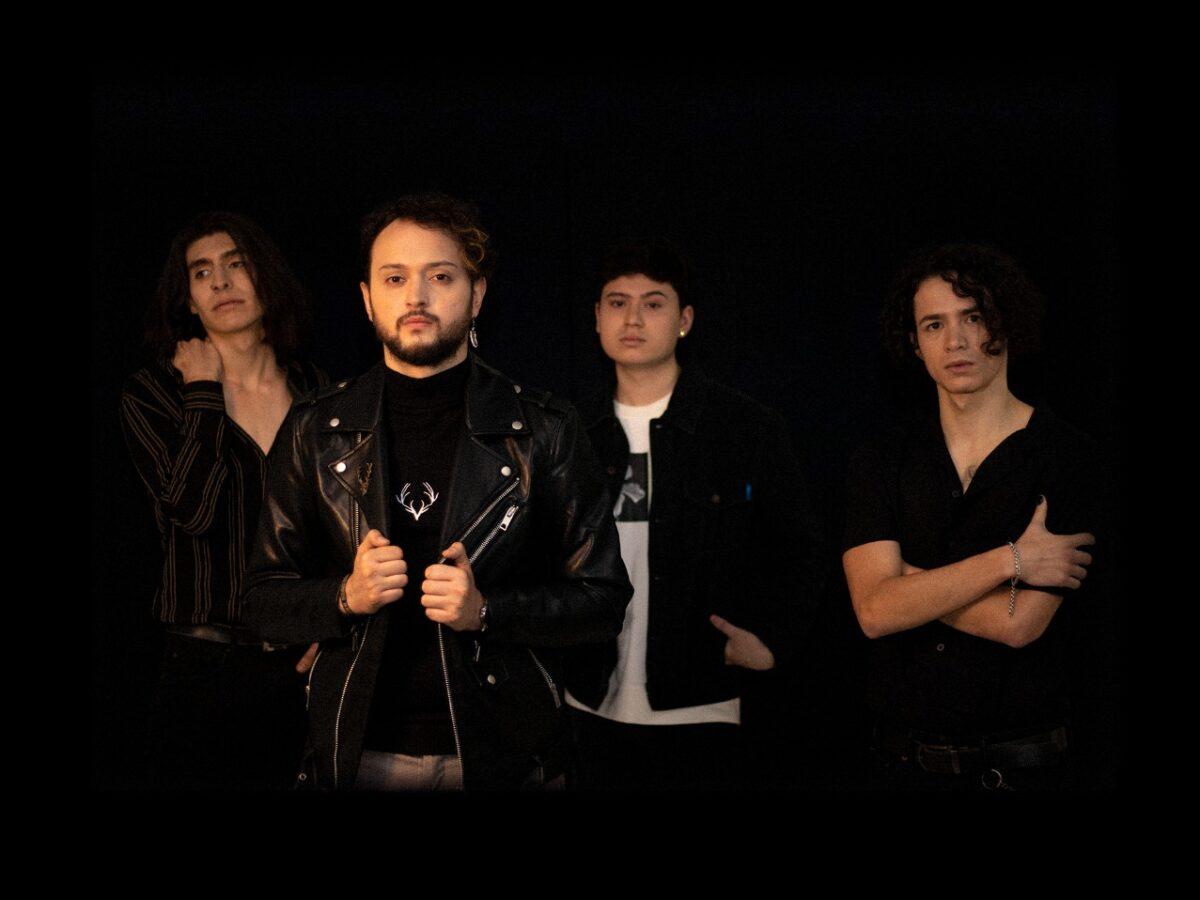 invers la banda colombiana de rock alternativo debuta con velas invers 2
