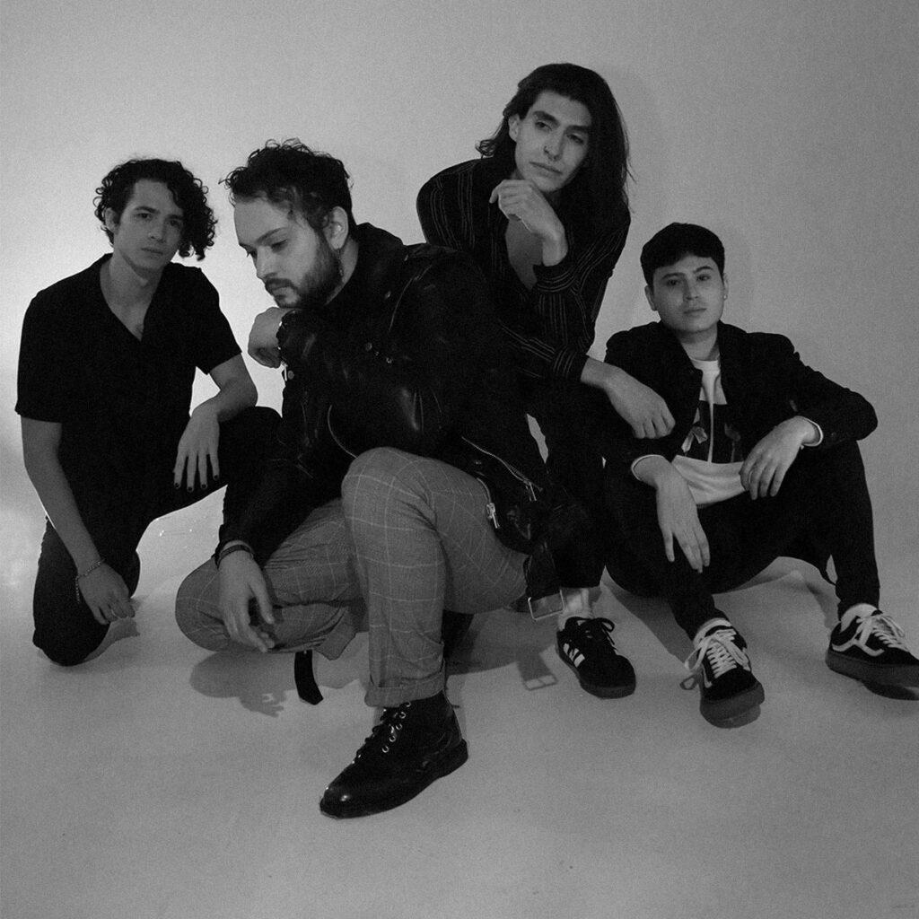 invers la banda colombiana de rock alternativo debuta con velas invers 5