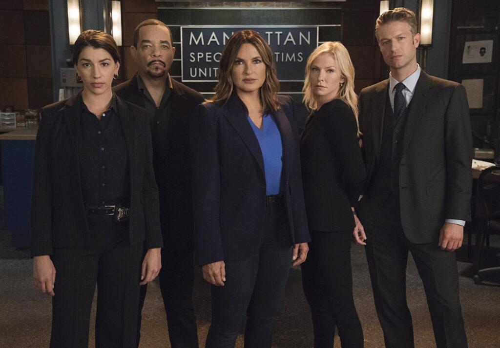 La Ley y el Orden: UVE en su temporada 22