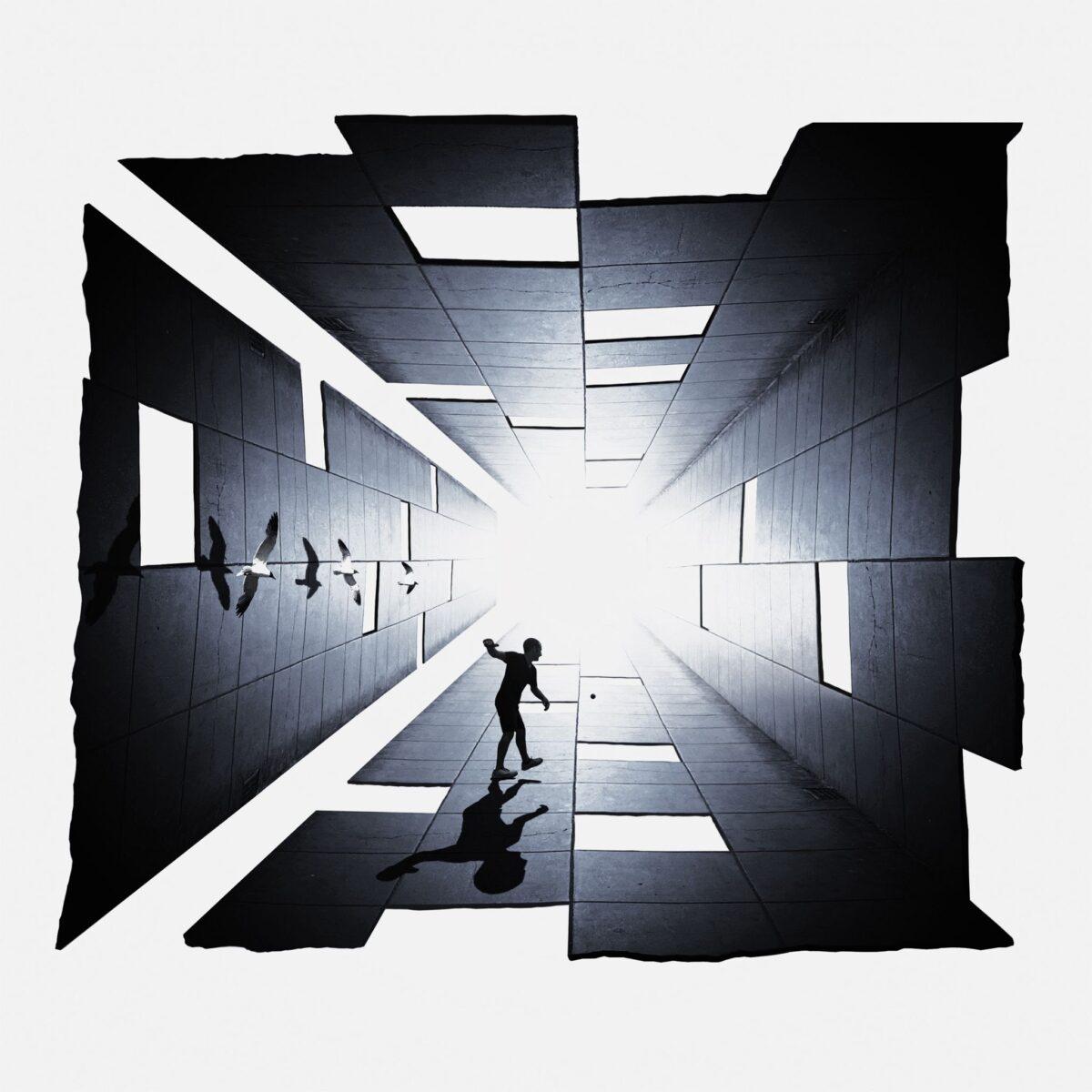marron lanza su nuevo album in marron in cover artwork
