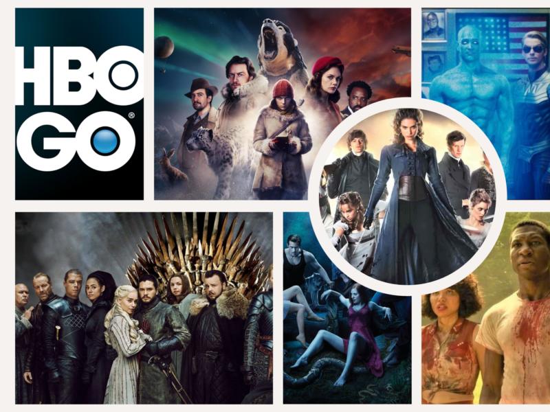 series con universos fantasticos disponibles en hbo go series hbo go