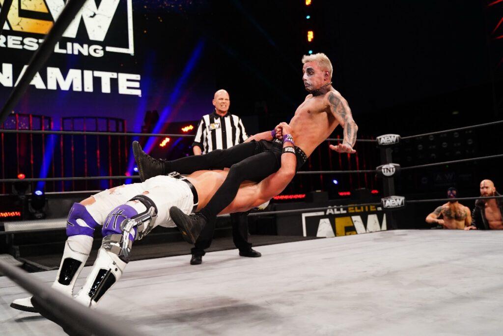 All Elite Wrestling por Space
