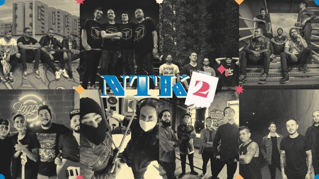 tropical punk records presenta su compilado musical neo travel kit neotravelkit2 d