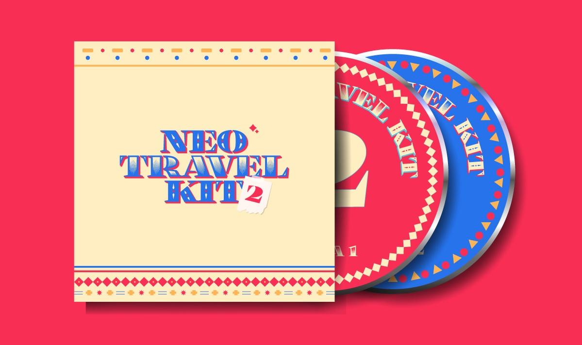 tropical punk records presenta su compilado musical neo travel kit neotravelkit2 h