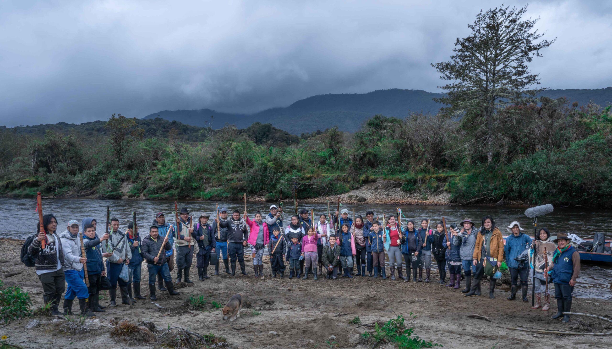 un documental hecho por indigenas el buen vivir foto 1 31 scaled