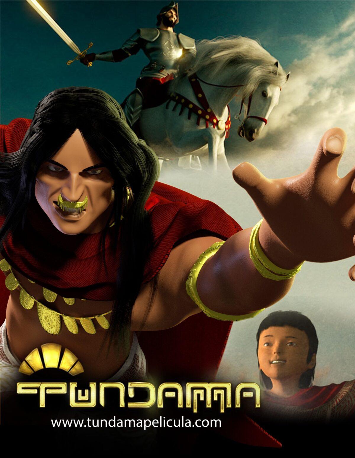 asi crearon tundama la primera pelicula animada sobre la lengua muisca tundama