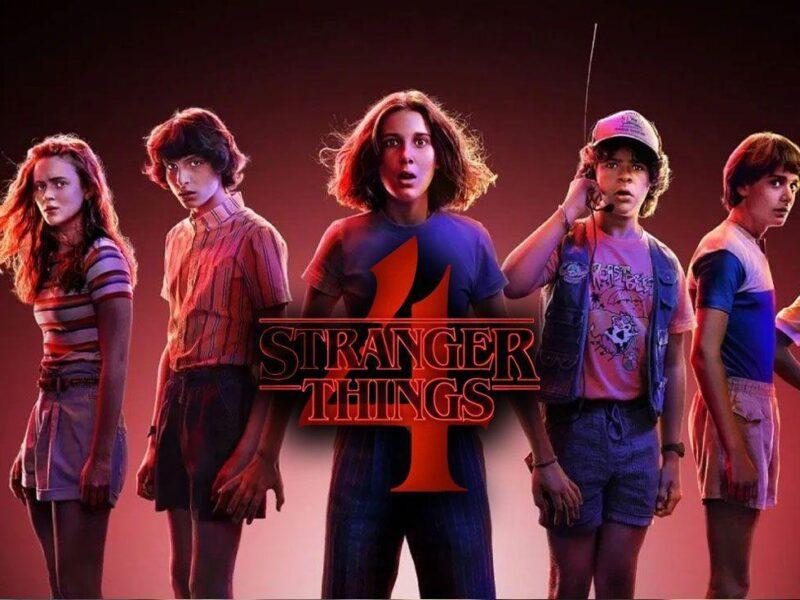 stranger things cuenta las horas para su cuarta temporada stranger things 4