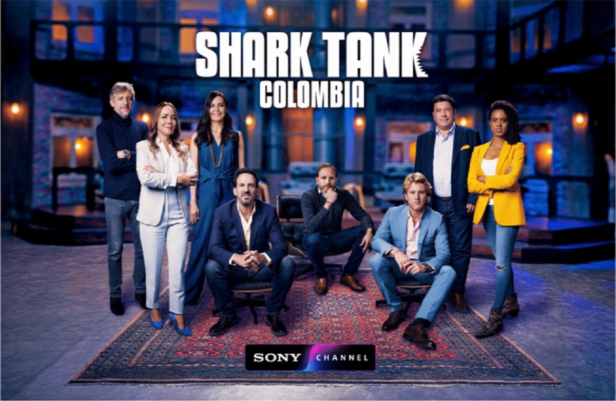 en septiembre llega shark tank colombia en su cuarta temporada colombia 1