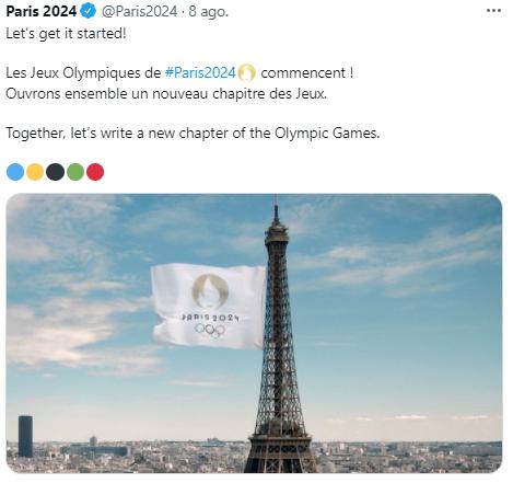 inolvidable tokyo se despidio de los juegos olimpicos pero paris los recibe con un segmento artistico paris 2024
