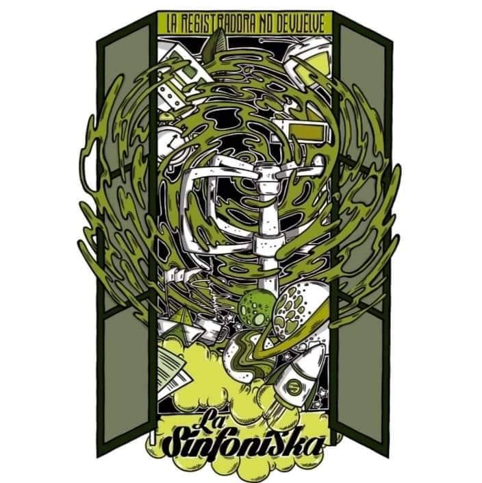 la sinfoniska lanza su disco la registradora no devuelve la sinfoniska 5