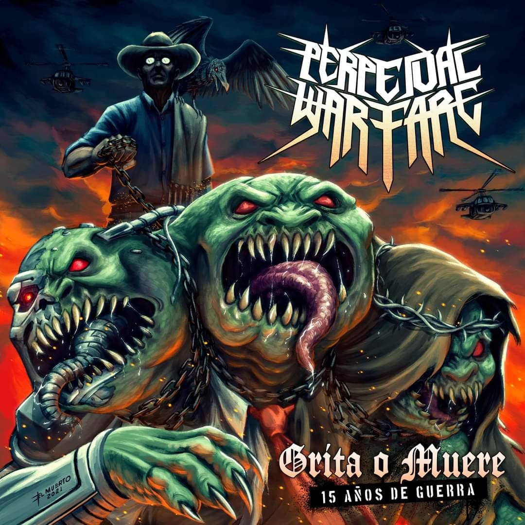 perpetual warfare lanza grita o muere perpetual warfare 7 1