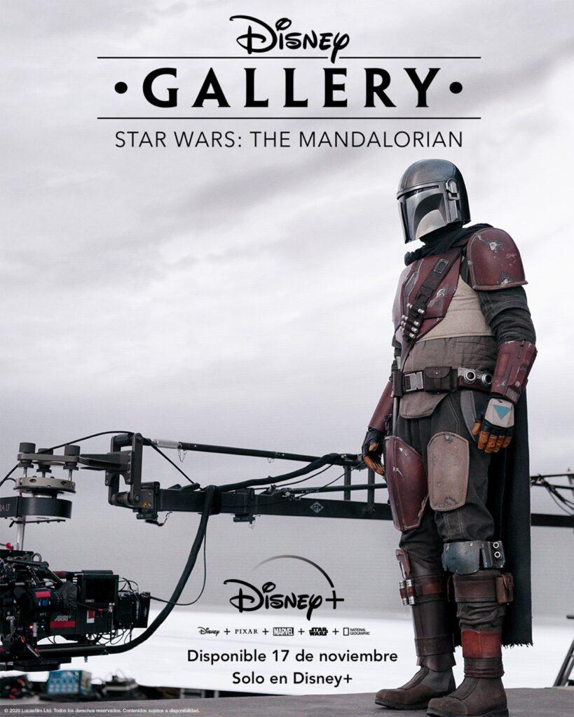 Poster de la temporada 2 en Disney+