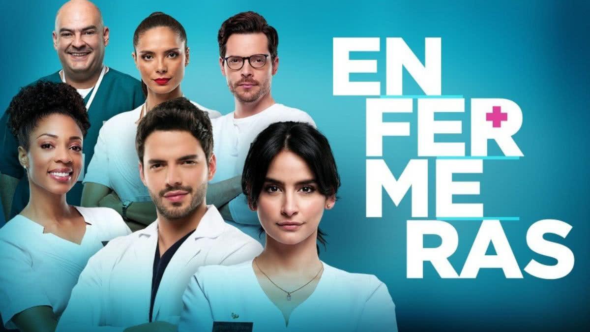 personajes de enfermeras la serie colombiana capitulos nuevos de enfermeras a partir del 12 de enero 2021