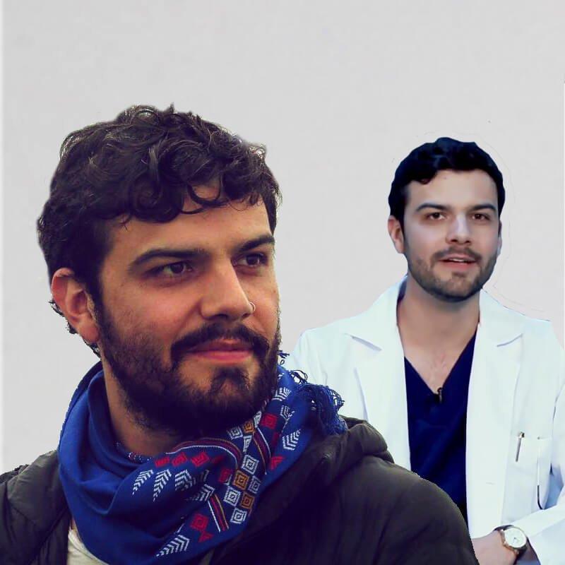 personajes de enfermeras la serie colombiana miguel enfermeras