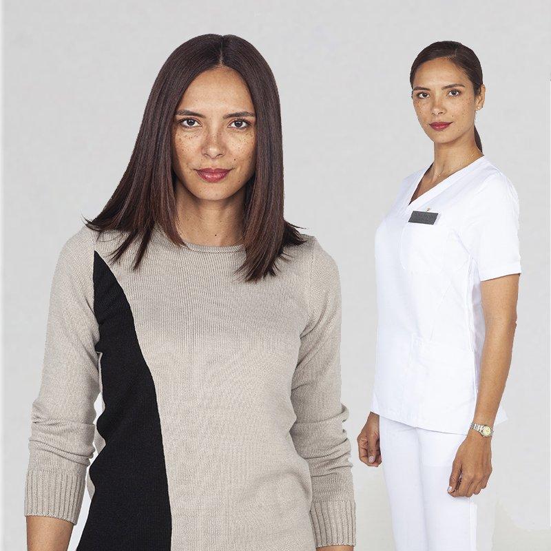 personajes de enfermeras la serie colombiana vina enfermera