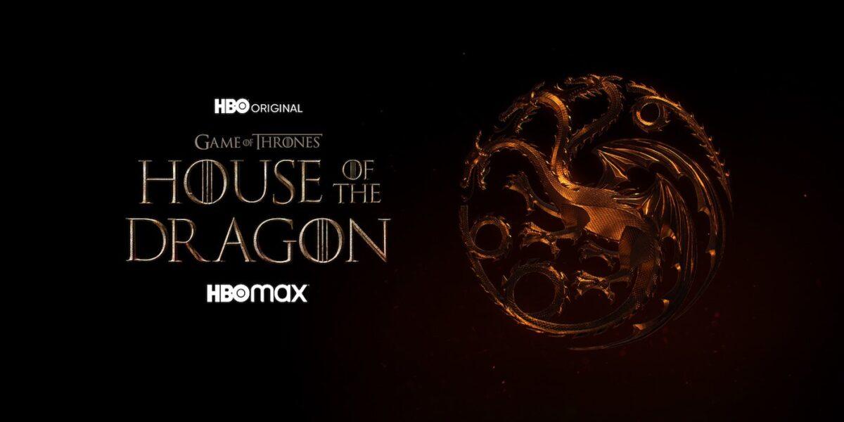 house of the dragon la serie sobre la casa targaryen anuncia su llegada house of the dragon logo wide
