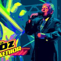 la voz senior revitalizando vidas y voces la vozs will winchester 69 anos