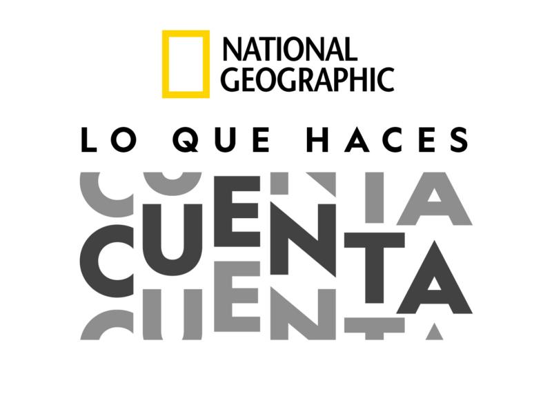 lo que haces cuenta el podcast de national geographic y radio disney para salvar el planeta original 1632427606 lo que haces cuenta gris 1